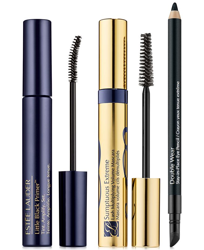 Estee Lauder Eye Liner and Lashes Collection