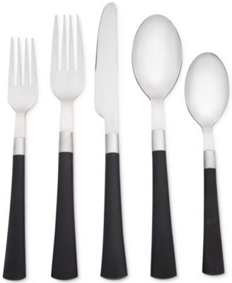 Noritake Colorwave Graphite 5-Pc. Place Setting