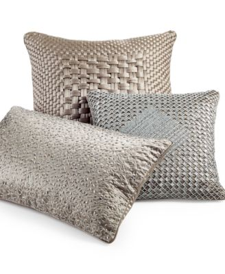 "Hotel Collection Dimensions 16"" Square Decorative Pillow"