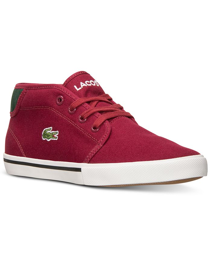 Lacoste - Boys' Ampthill TBR Casual Sneakers from Finish Line