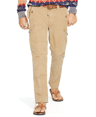 Polo Ralph Lauren Straight-Fit Ripstop Cargo Pant