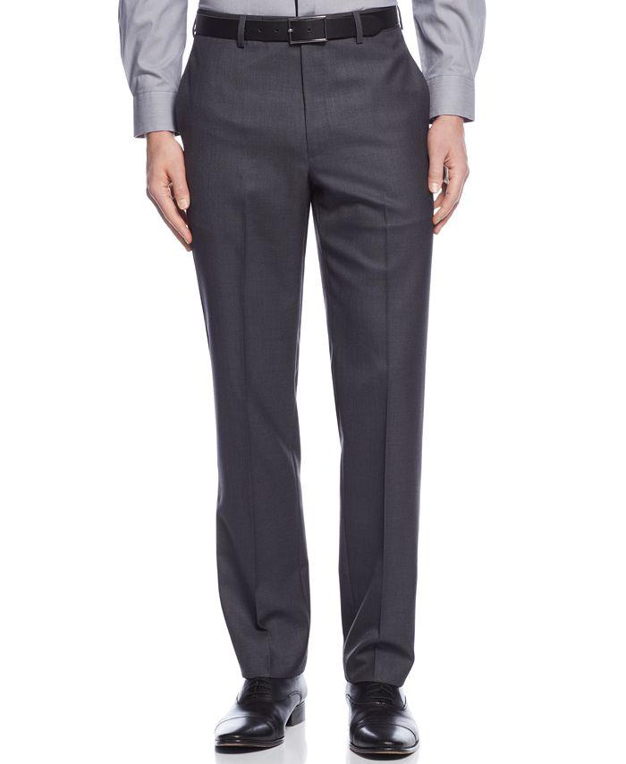 Calvin Klein - Slim-Fit Dress Pants