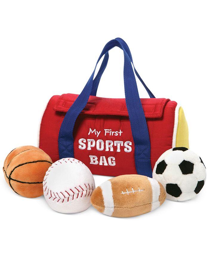 Gund® - Baby My First Sports Bag Playset Toy