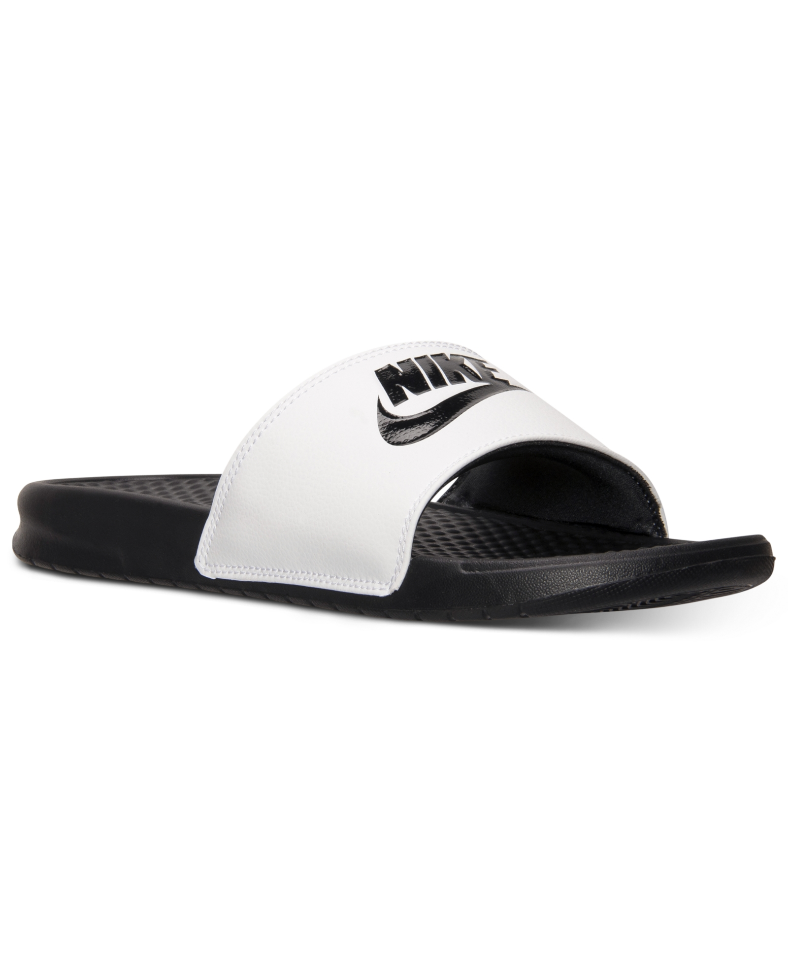 104947d16089 Nike Men s Benassi Jdi Slide Sandals from Finish Line