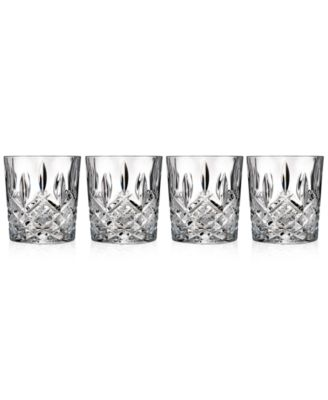 Marquis by Waterford Markham Double Old Fashioned Glasses, Set of 4