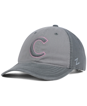 UPC 632389002834 product image for Zephyr Clemson Tigers Gray Duo Cap  b3516ec3d6e0