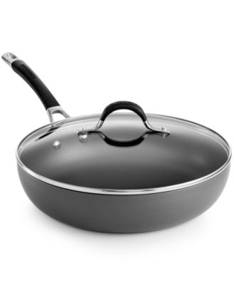 "Circulon Momentum 12"" Covered Deep Skillet"