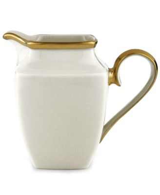 "Lenox Eternal 4.25"" Square Creamer"