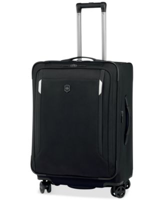 "Victorinox Werks Traveler 5.0 24"" Expandable Dual Caster Spinner Suitcase"
