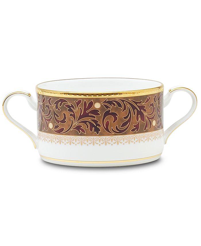 """Noritake - """"Xavier Gold"""" Cream Soup Cup, 10 1/4 oz"""