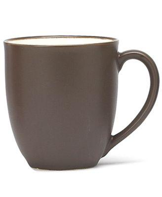 "Noritake ""Colorwave Chocolate"" Mug, 12 oz"