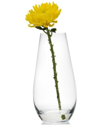 """Mikasa Laura Teardrop Vase, 12"""""""
