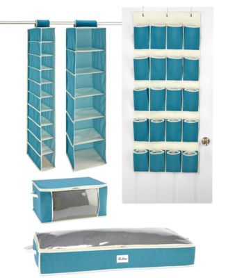 CLOSEOUT! Isaac Mizrahi 5-Piece Storage Set