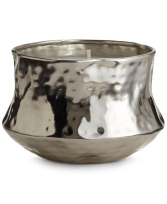 Illume Talisman Tin Metallic Candle