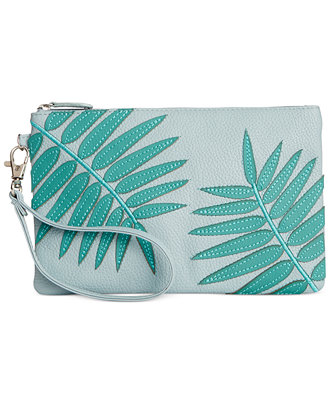 Giani Bernini Leather Softy Palm Wristlet