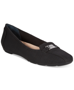 Giani Bernini Jileese Memory Foam Flats, Only at Macy's Women's Shoes