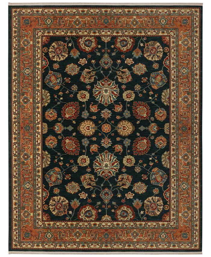 """Karastan - Sovereign Sultana 5'9"""" x 9' Area Rug"""