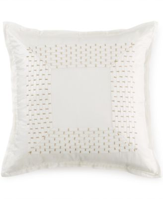 "Hotel Collection Finest Lancel 20"" Square Decorative Pillow"
