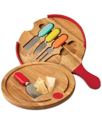 Fiesta Cheese Board and Tool Set