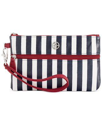 Giani Bernini Coated Canvas Wristlet