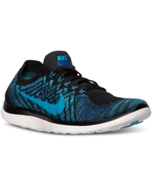 huge discount 60806 421ef UPC 888409306707 product image for Nike Men s Free 4.0 Flyknit Running  Sneakers from Finish Line ...