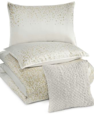 INC International Concepts Prosecco Full/Queen Comforter Set