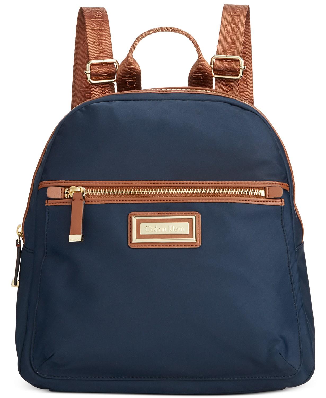 Calvin Klein Nylon Belfast Backpack