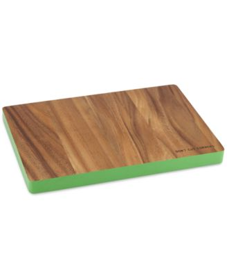 kate spade new york all in good taste Acacia Cutting Board