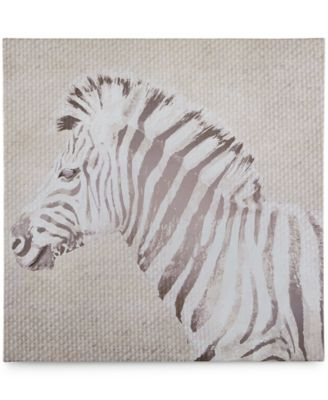 Graham & Brown Canvas Wild Thing Stripes Wall Art