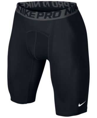 "Nike Pro Cool Dri-Fit Compression 9"" Shorts"