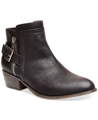 Madden Girl Hunttz Ankle Booties