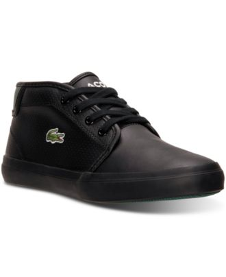 Lacoste Boys' Ampthill REI Casual Sneakers from Finish Line