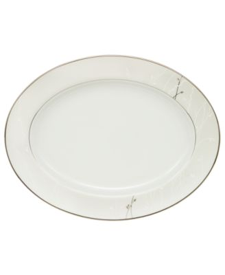 Waterford Dinnerware, Lisette Oval Platter