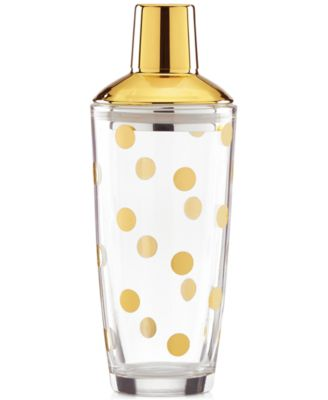 kate spade new york Two of a Kind Got Dot Shaker