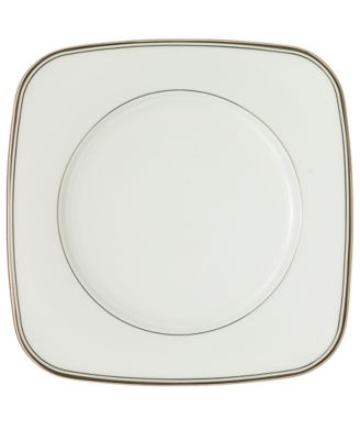 Waterford Kilbarry Platinum Square Salad Plate