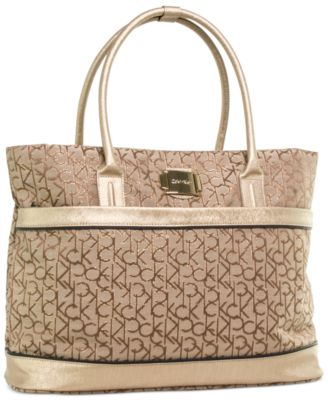 "Calvin Klein Nolita 3.0 17"" Tote, Only at Macy's"
