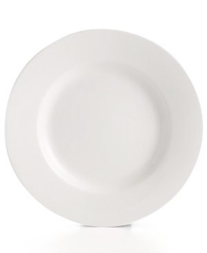 Martha Stewart Collection Dinnerware, Kensington Whiteware Salad Plate
