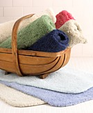 Martha Stewart Collection Synthetic Bath Rugs