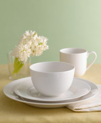 Martha Stewart Collection Dinnerware, Kensington 4 Piece Place Setting