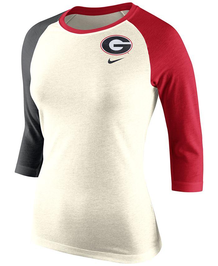 Nike - Women's Georgia Bulldogs Tri Strong T-Shirt