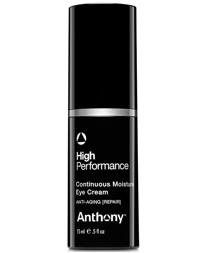 Anthony - Logistics High Performance Continuous Moisture Eye Cream, 0.5 oz