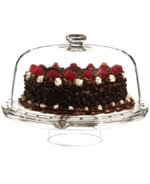 Luigi Bormioli 4-In-1 Cake Plate