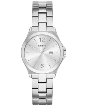 Dkny Women's Parsons Stainless Steel Bracelet Watch 34mm NY2365