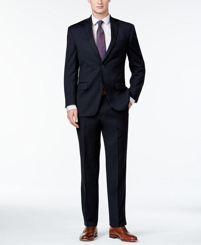 Michael Kors - Michael by Michael Kors Suit, Navy Solid