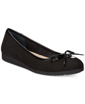 Giani Bernini Odeysa Memory Foam Ballet Flats, Only at Macy's Women's Shoes