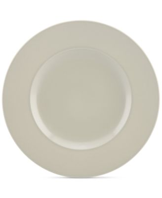 kate spade new york Larabee Dot Grey Collection Stoneware Accent Plate