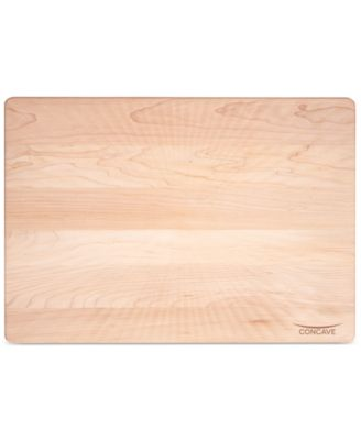 JK Adams Concave Cutting Board