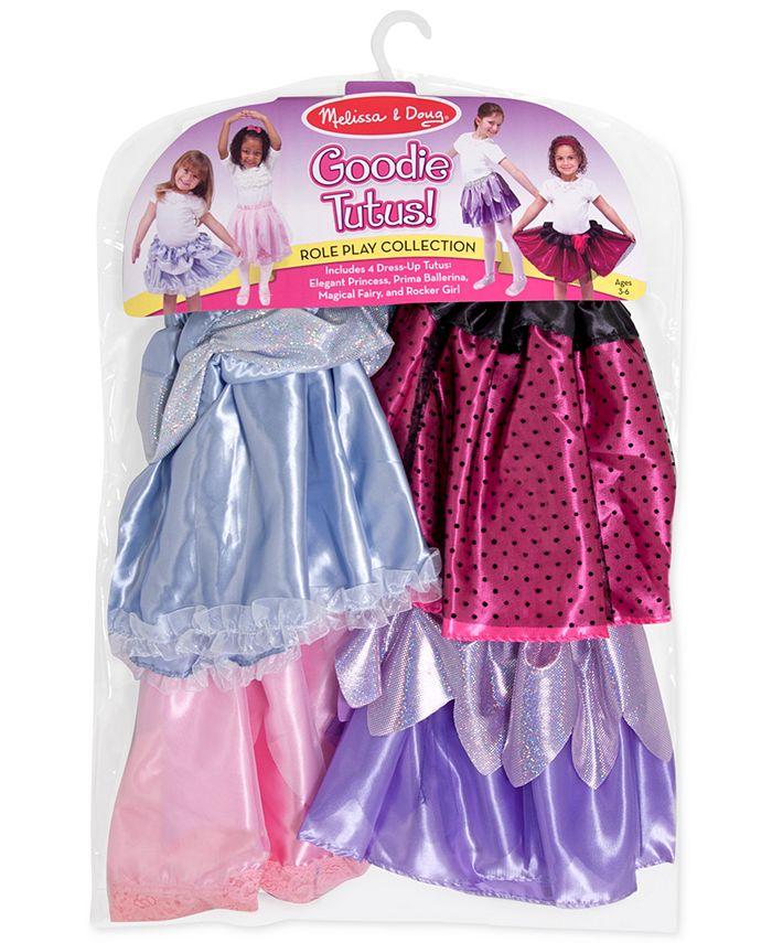 Melissa and Doug - Girls' Goodie Tutus! Dress-Up Set