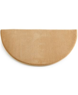 "SensorGel Memory Foam 40"" Half Round Kitchen Rug, Only at Macy's"