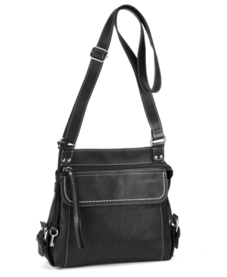 Fossil Handbag, Castille Traveler Bag